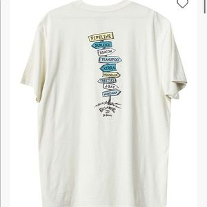 Billabong Dr Suess from here to there T-shirt sz L